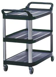 Rubbermaid Plastic Shelving by Plastic Carts By Rubbermaid Zoro Com
