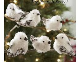 bird ornaments etsy
