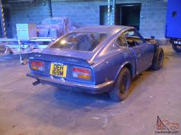 1972 nissan datsun 240z datsun 240z blue rhd uk car