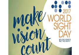 World Blindness Day International Agency For The Prevention Of Blindness World Sight
