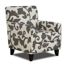 Accent Chairs Modern In Designs Midcentury Lounge Chair And - Floral accent chairs living room