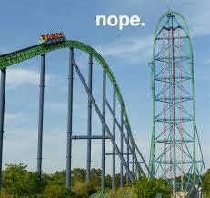 Six Flags Fort Worth Scariest Roller Coasters In The World Geeks