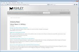 website development ashley engineering mito studios mito studios