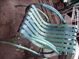 Vintage Patio Furniture Metal by 92 Best Gliders Images On Pinterest Metal Furniture Outdoor