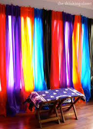 Cheap Photo Backdrops How To Make A Diy Photo Booth Backdrop For 10 U2014 The Thinking Closet