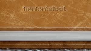 leather bound wedding albums wedding albums hefty pretty things trenton talbot photography