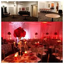 Wedding Drapes For Rent Before And After Amazing Red Carpet Holiday Event In California