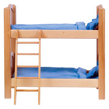 Doll Bunk Beds Plans Guidecraft Doll Bunk Bed Hayneedle