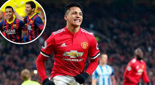 alexis sanchez daughter i saw leo messi cry alexis sanchez opens up on his rise to the