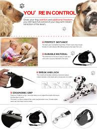 dog ribbon aipet retractable dog leash ribbon lead for