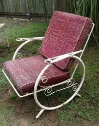 Wrought Iron Swivel Patio Chairs 1326 Best Vintage Wrought Iron Patio Furniture Images On Pinterest