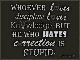 proverbs 12 1 u003e loves discipline loves knowledge