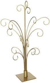 tripar ss tri 34145 20 inch gold color ornament tree