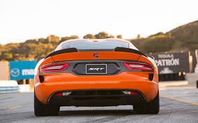 Dodge Viper Top Speed - 2014 srt viper ta first test motor trend