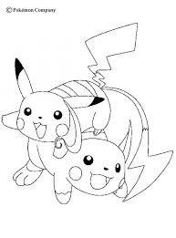 electric pokemon coloring pages 22 electric pokemon printables