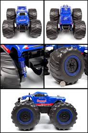 remote control bigfoot monster truck bigwheel racing 1 8 rtr electric rc monster truck
