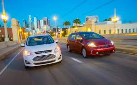 lexus ct versus toyota prius 2012 toyota prius v vs 2013 ford c max hybrid comparison motor