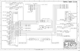 freightliner truck wiring diagrams freightliner wiring diagram