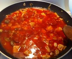 cuisiner sauté de porc sauté de porc au chorizo recette de sauté de porc au chorizo
