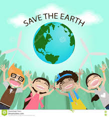 save the earth earth day hugging the globe funny cartoon