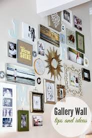 wall gallery ideas wake up your walls a gallery wall tonya staab