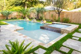Backyard Pools Prices 50 000 60 000 Swimming Pools 50k 60k Custom Pools Houston