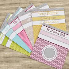 personalized baby shower favors personalized baby shower chevron scratch card