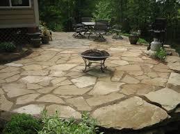 elegant stone patio 17 best ideas about stone patios on pinterest