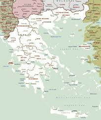 Greece Islands Map by Map Of Greece Map Travel Holiday Vacations