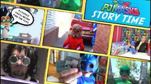 pj masks story 1 romeo wars