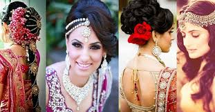 latest indian wedding hairstyles 2016 best hair style 2017