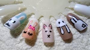 easter nails decoration tutorial wielkanocne zdobienie