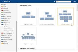 organizational chart template create organization charts with