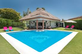 Villa Bel Air In El Paraiso near Estepona Costa del Sol