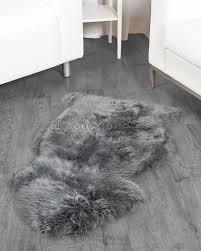 Silver Grey Rug Dover Grey Sheepskin Rug 2x3 5 Ft Sheepskin Town