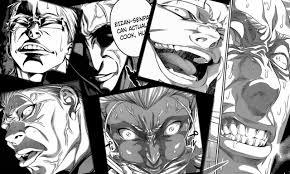 eizan s face a compilation shokugekinosoma