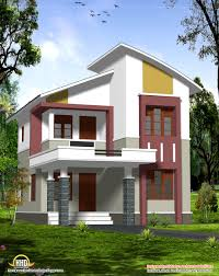 Low Cost House by Modern Simple Design Of A Low Cost House In Kerala Home Design