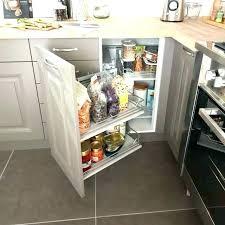 caisson d angle pour cuisine cuisine meuble d angle bas cuisine meuble angle caisson pan 45 2