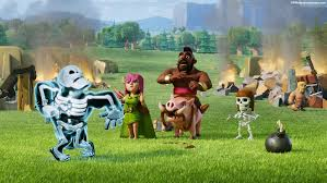 clash of clans hd wallpapers funny clash of clans wallpaper u2013 free download game