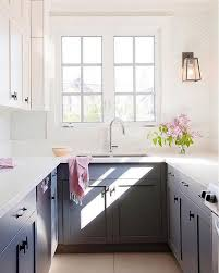 different upper and lower kitchen cabinets design ideas