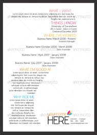 Resume Samples For Graphic Designers by Adobe Resume Template