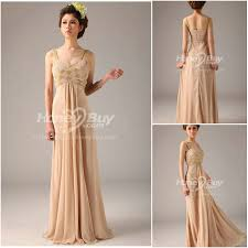 chagne colored bridesmaid dress 15626679813 chiffon straps chagne colored wedding dresses 160120388740071 jpg