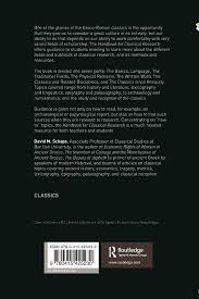 handbook for classical research david m schaps 9780415425230