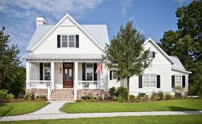 cottage home coastal cottage home beach style exterior charleston by