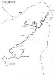 Map Of Rio De Janeiro Map Of Rio De Janeiro Tram Network Stations U0026 Lines