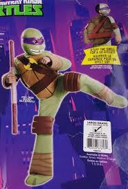 nickelodeon teenage mutant ninja turtles halloween costume kids
