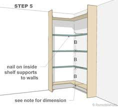 Build Corner Bookcase Build Your Own Corner Bookshelves Moveis Pinterest Corner