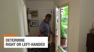 how to measure for a new prehung front door youtube