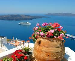 ship flowers unforgettable greece flowers ship wallpaper computer