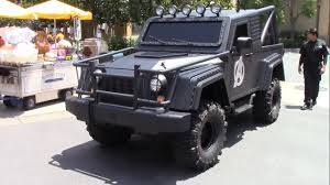 jeep avenger black widow u0026 avengers vehicle california adventure youtube